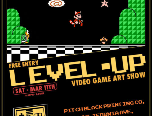 LEVEL-UP: Group Art Show