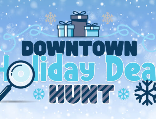 Downtown Holiday Deal Hunt!